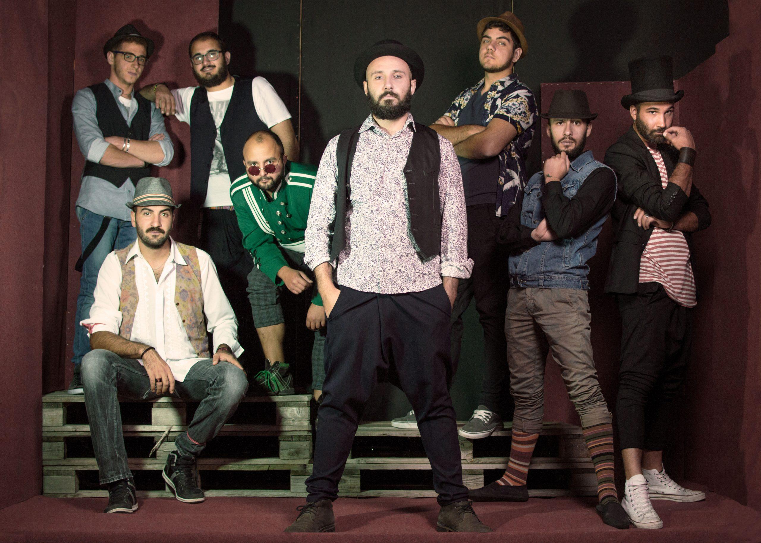 Cicciuzzi | Ska, Reggae, World Music from Sicily (IT)