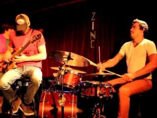 Hipster Assassins 6-11-12 – Felix and Julius Pastorius Jam
