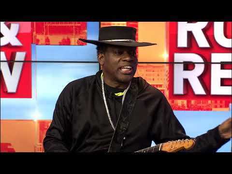 Carvin Jones - What a Good Day - FOX 17 Rock & Review